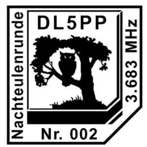 Stempel Nachteule DL5PP